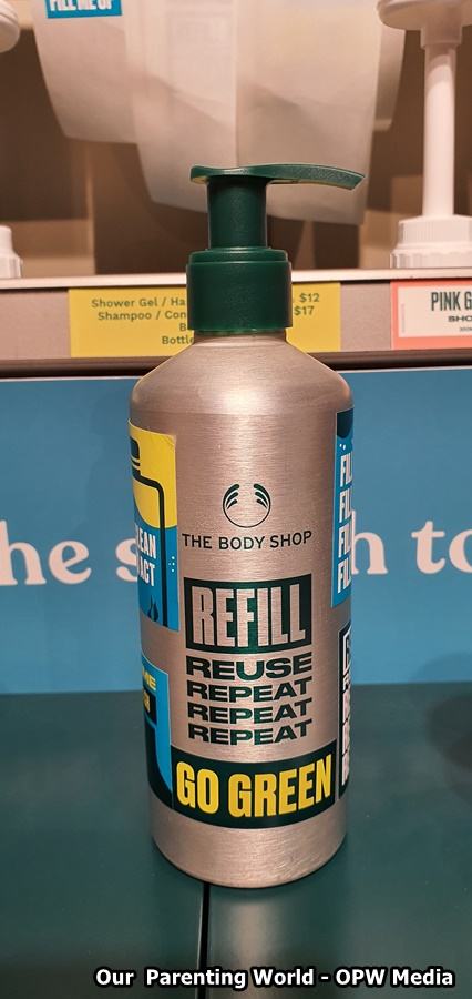 The Body Shop Aims To Be 100% Vegan Certified By 2023 And Calls On Consumers To Join Their Refill And Recycling Revolution, Our Parenting World