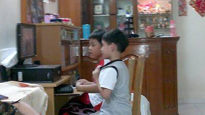 Gor Gor and Kai Xiang, Our Parenting World
