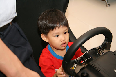 Gor Gor is a Formula 1 driver, Our Parenting World