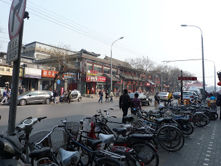 Continuing exploring Hutong 胡同, Our Parenting World