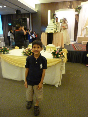 Malay Wedding, Our Parenting World