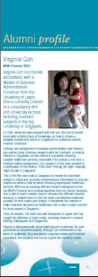 Mummy and Gor Gor are featured in Network Magazine, Our Parenting World