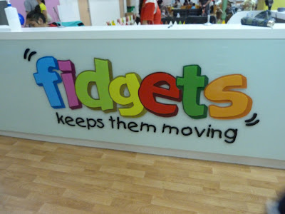Birthday Celebrations at Fidgets, Our Parenting World