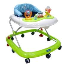 Should you use baby walkers ?, Our Parenting World