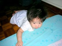 Flip, Row over and Crawl, Our Parenting World
