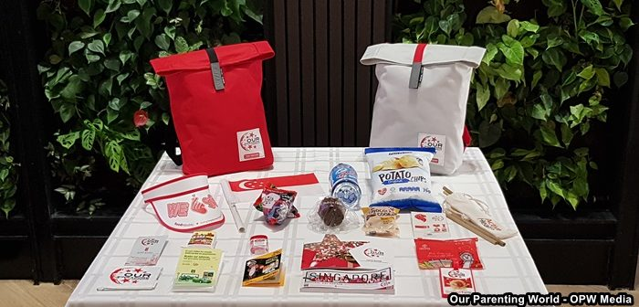 National Day Parade (NDP) 2019 Funpack Features Practical